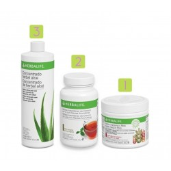 Pack Reductor Avanzado Herbalife