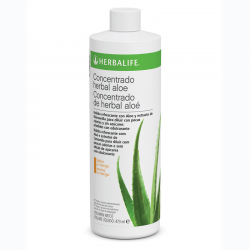 Concentrado Herbal Aloe Mango Herbalife